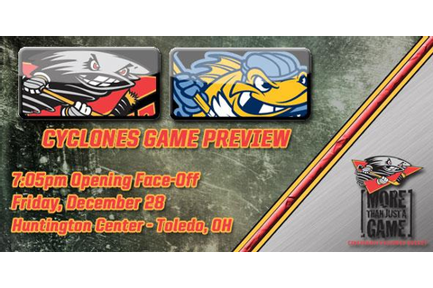 Cyclones Game Preview - Cincinnati at Toledo - Cincinnati ...