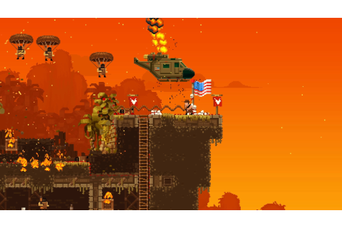 Download Broforce Full PC Game