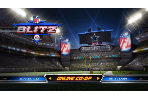 NFL Blitz™ Game | PS3 - PlayStation