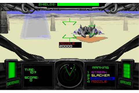 T-Mek Download (1996 Arcade action Game)