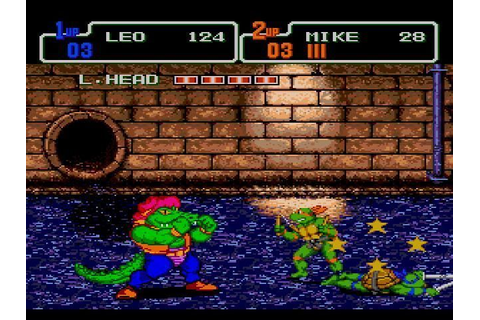 Скриншоты Teenage Mutant Ninja Turtles: The HyperStone ...