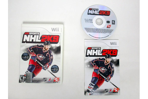 NHL 2K9 game for Nintendo Wii | The Game Guy