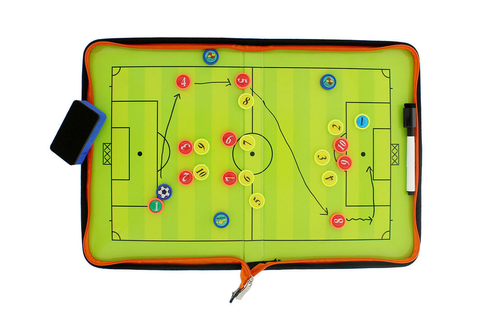 Get Out!™ Magnetic Soccer Game Planning Board for Coaching ...