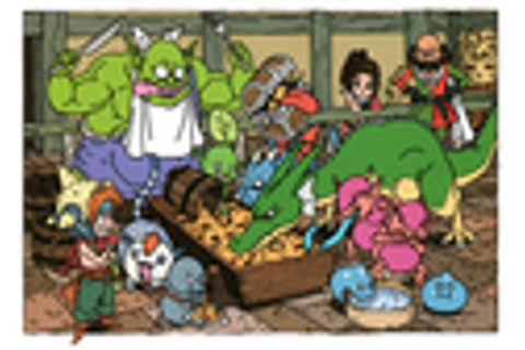 Dragon Quest: Shōnen Yangus to Fushigi no Dungeon - Dragon ...