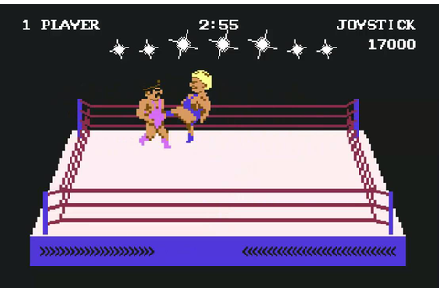Game of the day 1272 Rock'n Wrestle (ロクン・レッサル) Melbourne ...