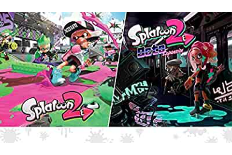 Amazon.com: Splatoon 2 + Splatoon 2 Octo Expansion Bundle ...