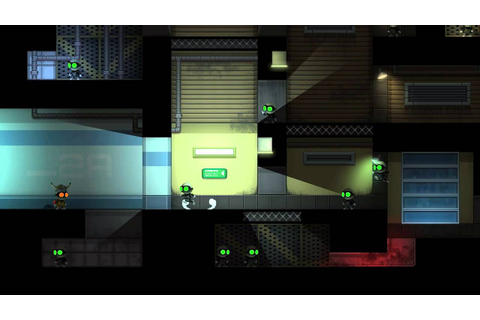 Stealth Inc 2: A Game of Clones arrives on PS4, PS3 and ...