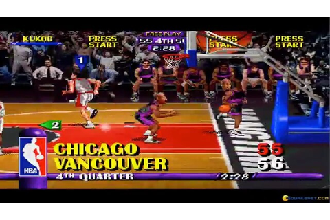 Download NBA Hangtime - My Abandonware