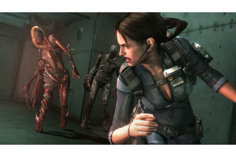 CGR Undertow - RESIDENT EVIL: REVELATIONS review for ...
