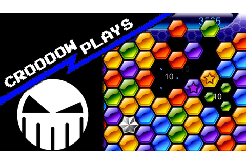 Hexic HD (Xbox 360) - Crow Plays - YouTube
