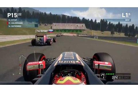 F1 2015 Game Ideas - Character Customisation & Improved AI ...