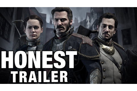 THE ORDER 1886 (Honest Game Trailers) - YouTube