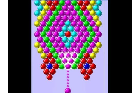 Bubble Shooter Puzzle game - YouTube