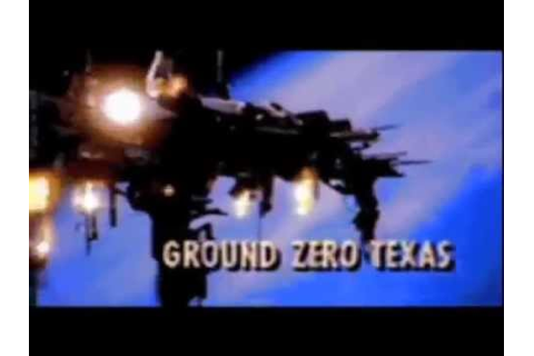 Ground Zero Texas - Sega CD Game Trailer (1993 Intro ...