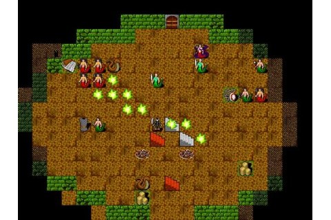 Dungeon Crawl Stone Soup - roguelike adventure game ...