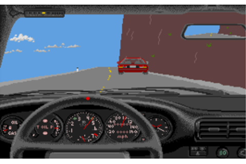 Classic Personal Computer (PC) Games » Test Drive