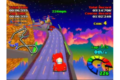 Motor Toon Grand Prix (2) Game Sample - Playstation - YouTube