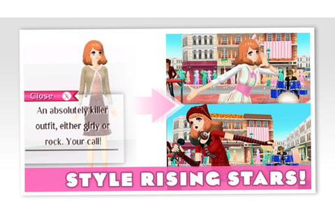 Style Savvy: Styling Star review - Fame, fortune, and fashion