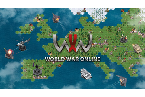 World War Online - FREE International Strategy Game - YouTube