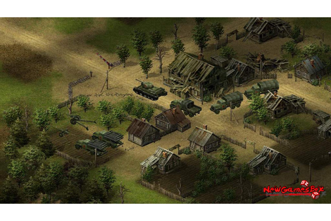 Blitzkrieg Anthology PC Game Free Download