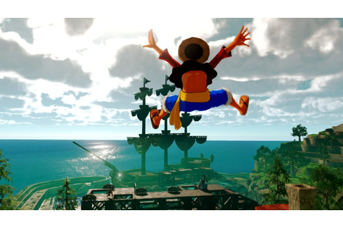 One Piece World Seeker: Erstes Gameplay-Material ...