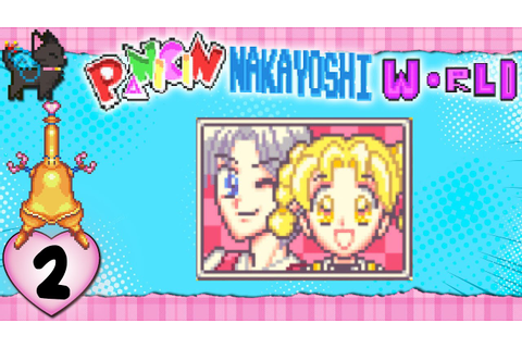 Panic In Nakayoshi World #2 - Special Guests In Naka World ...