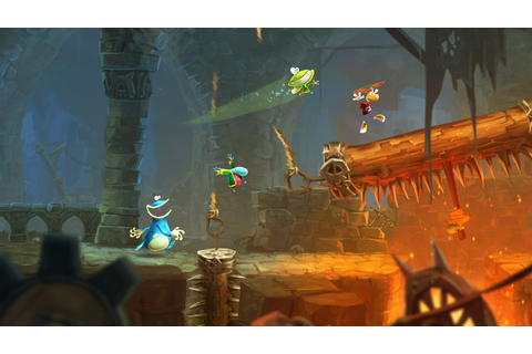 Rayman Legends - Reloaded - Download Full Version Pc Game Free