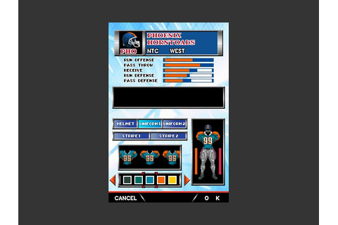 Tecmo Bowl: Kickoff Archives - GameRevolution