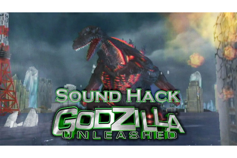 Shin Godzilla Sounds Hack | Godzilla: Unleashed [Wii ...