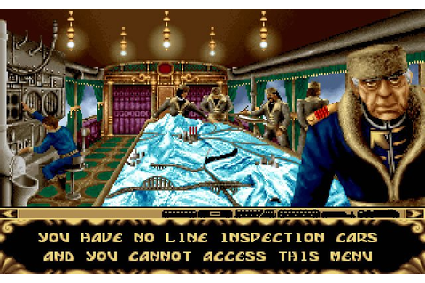Download Transarctica vehicle simulation for DOS (1993 ...