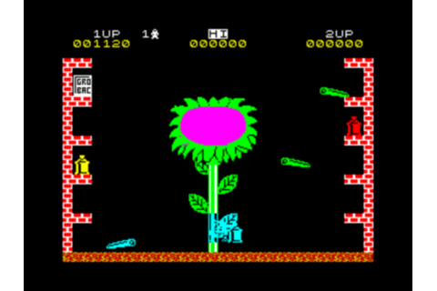 Review of PSSST By Ultimate Play The Game on Sinclair ZX ...