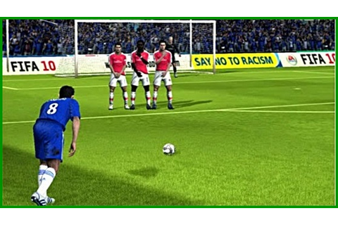 FIFA 10 Game - Free Download Full Version For PC