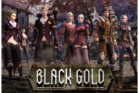E3 2014: Theres gold in Black Gold Online - Nerd Reactor