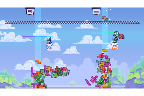 Tricky Towers on PS4 | Official PlayStation™Store UK