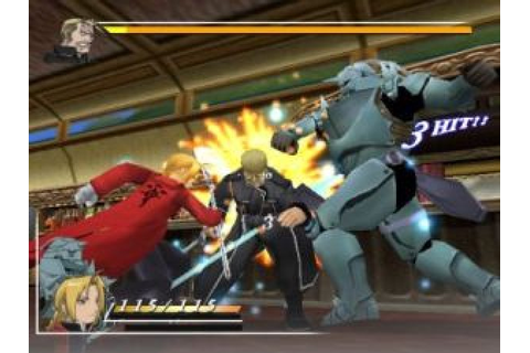 Fullmetal Alchemist: Dream Carnival (PS2) 2004 | Torrent ...