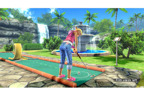 Fun! Fun! Minigolf (WiiWare) Game Profile | News, Reviews ...