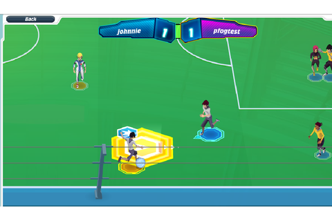 Galactik Football (NDS) 2010 | Torrent Games Oficial