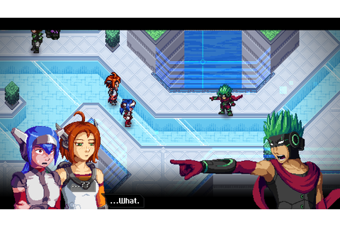 CrossCode Version 0.3.0 Release! news - Mod DB
