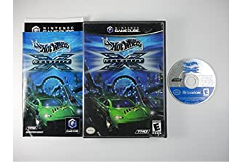 Amazon.com: Hot Wheels Velocity X: Video Games