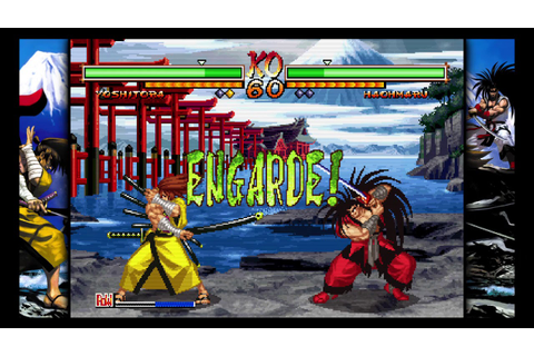 SAMURAI SHODOWN V SPECIAL Gameplay (PC game) - YouTube