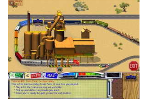 3D Ultra Lionel TrainTown [PC game] free download ...