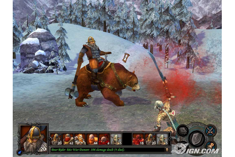 Heroes of Might and Magic 5: Hammers of Fate Screenshots ...
