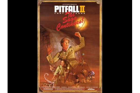 "8-Bit Mondays: Pitfall II: Lost Caverns – ""Theme"" (David ..."
