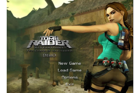 Tomb Raider Revelations IV - The Curse of the Sword (Demo ...