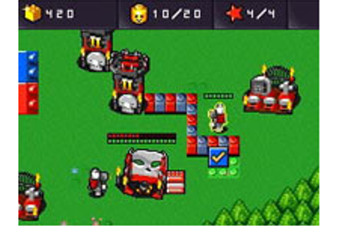 Amazon.com: Lego Battles - Nintendo DS: Whv Games: Video Games