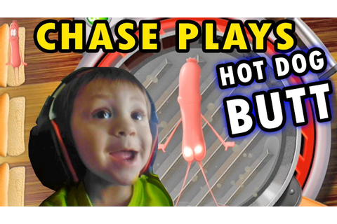 "Chase plays ""Hot Dog Butt"" + 2 Player Flappy Bird (2 Yr ..."