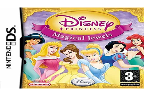 Disney Princess Magical Jewels NDS ROM Download (USA)