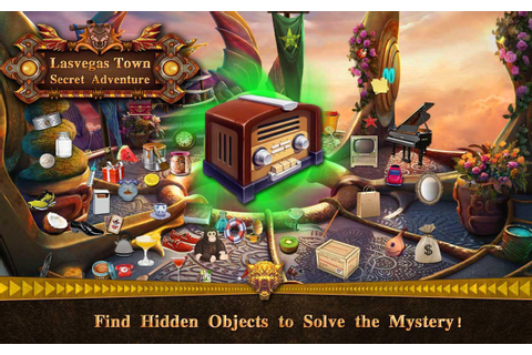 Hidden Object Games 300 Levels Free : Town Secret for ...