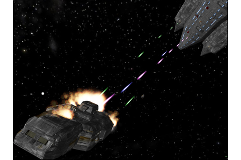 Space Combat is a fun TIE FIGHTER-style space game