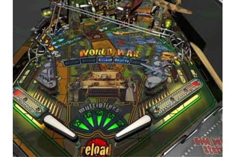 Download Pure Pinball 2.0 Redux for free